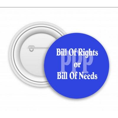 Bill Of Rights Or Bill Of Needs