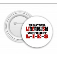 You Can't Spell Liberalism Without Lies